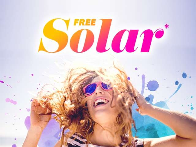 Free solar at Seaford Heights!